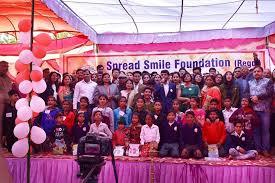 spread smile foundation