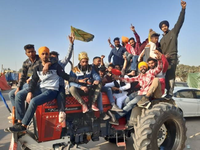 sonipat changing strategy of movement increasing participation of youth
