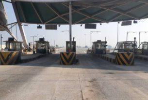 sonipat bku members stay on toll plaza on second day free toll