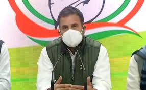 rahul gandhi press meeting over farm laws and farmers protest