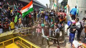 tractor parade know who is responsible for violence on republic day in delhi