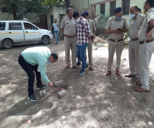 sonipat-ncr-miscreant-shot-dead-by-policeman-on-the-muscle-and-unknown-shot-his-father-in-village-also-in-sonipat