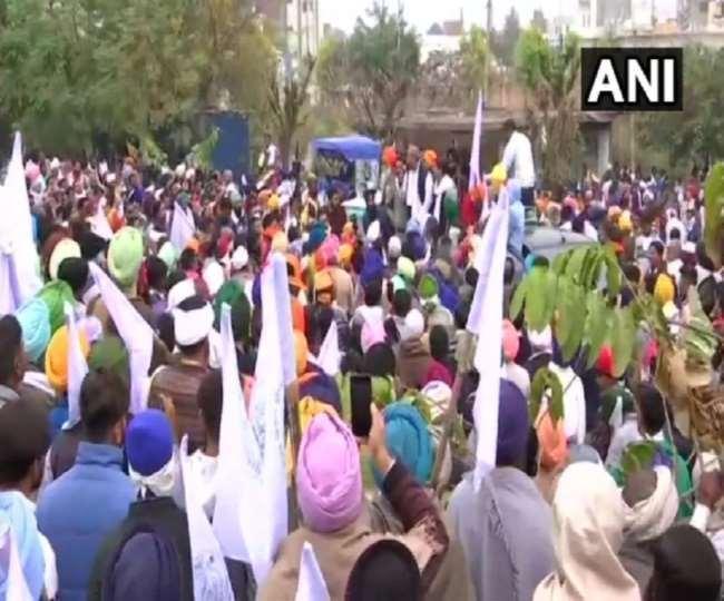 sonipat ncr serious allegations against farmer agitators whose sit on delhi and haryana border jagran special
