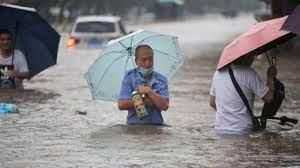 heaviest rain china