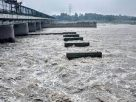 rise in water level